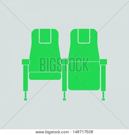 Cinema Seats Icon