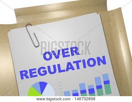 Over Regulation Concept