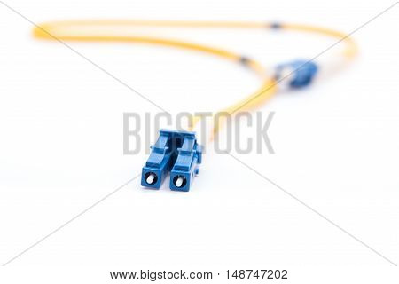 Fiber Optic Cables Single Mode Lc Isolated