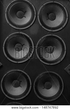 Audio system background