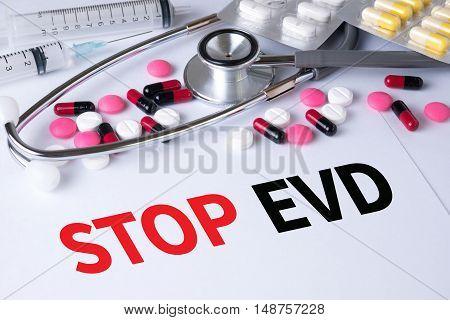 Stop Evd (ebola Virus Disease)