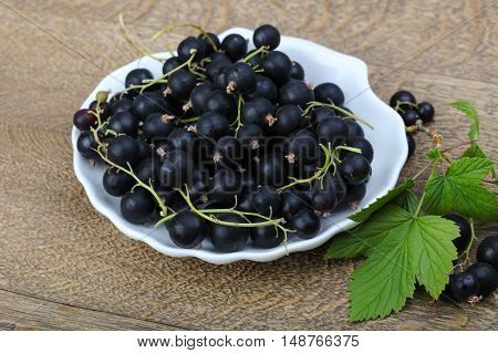 Black Currants Heap