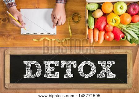 Detox, Food Choice / Healthy Food