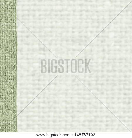 Textile tarpaulin fabric concepts khaki canvas cotton material natural background