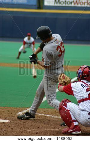 Left-Handed Batter