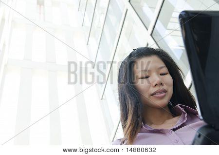 Asian Business Girl