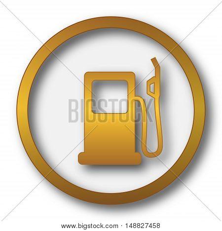 Gas Pump Icon