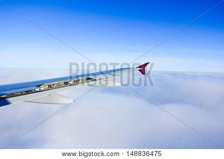 Light Clouds Landscape
