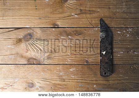 Knife For Carving