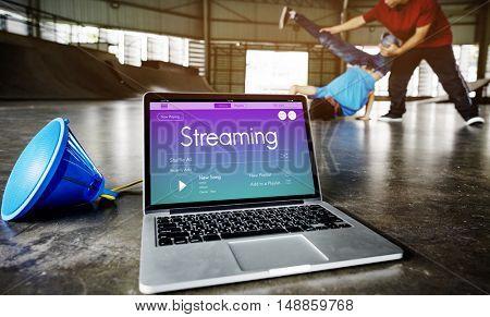 Music Multimedia Sound Entertainment Concept