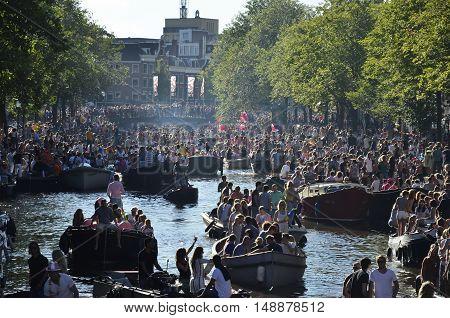The Prinsengracht