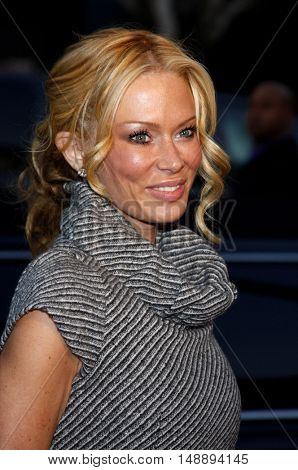 Jenna Jameson at the World premiere of 'The Bucket List' held at the ArcLight Theaters in Hollywood, USA on December 16, 2007.