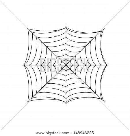 Web vector illustration on the white background. Vector illustration