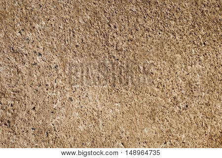 Background Pattern Brown Concrete Floor Texture or Cement Road with Copy Space for Text Decorated.