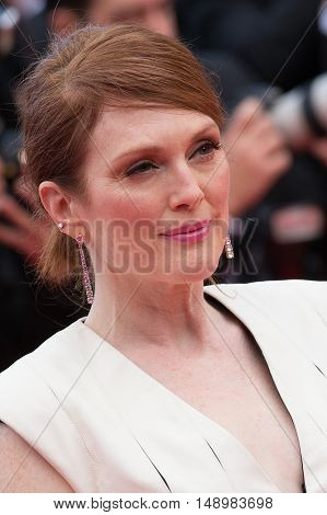 Julianne Moore at the Premiere for