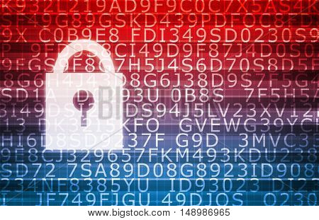 Security Concept for Technology and Online Data