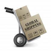 Global Shipping International Trade