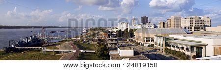 Baton Rouge Panorama