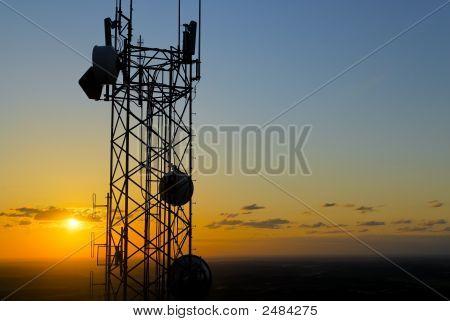 Palouse Communication Tower