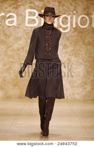 Laura Biagiotti Fall/Winter 2011 Collection - Milan