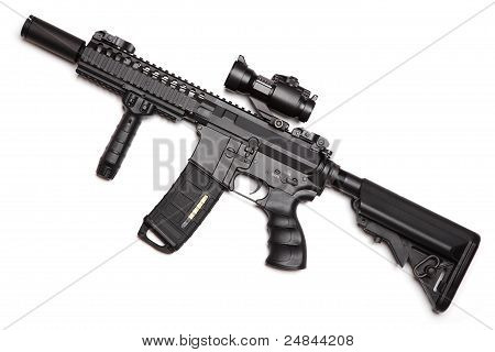 Custom Build Compact Size M4A1 Assault Carbine