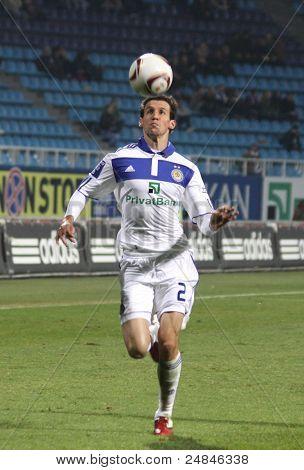 Danilo Da Silva Of Dynamo Kyiv