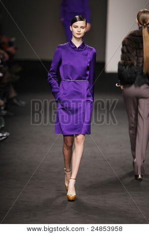 Brioni Fall/Winter 2011 Collection - Milan