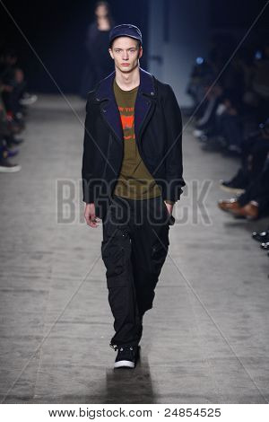 Y-3 Fall/Winter 2011 Collection - New York Fashion Week