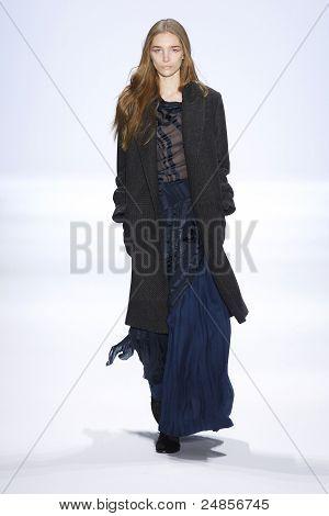 Richard Chai - Runway - Fall/Winter 2011 Collection - New York Fashion Week