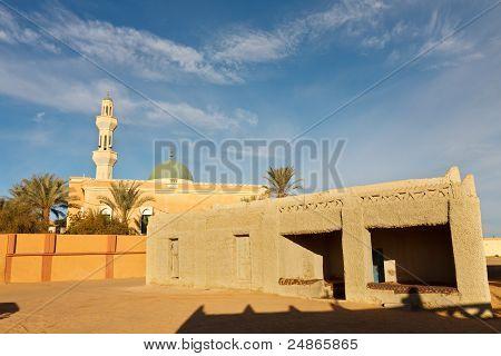 Mosque In Libya