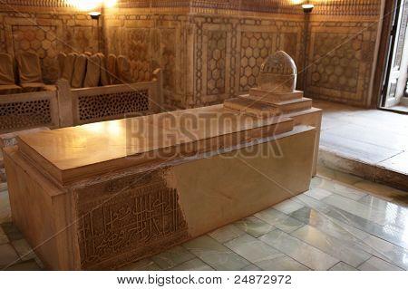 Grave In Guri Amir
