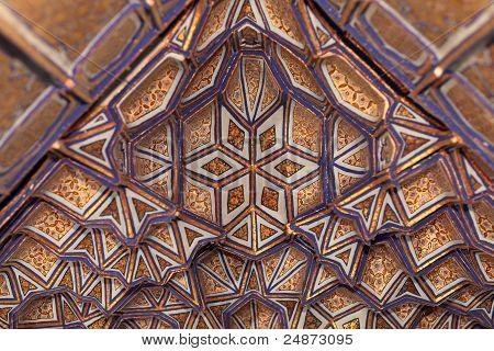 Ornament Of Guri Amir