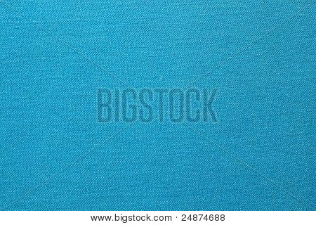 blue fabric backround