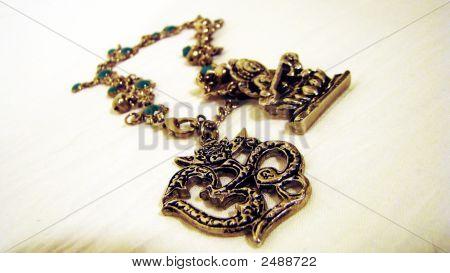 Saraswati Om Jewelry