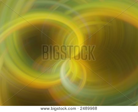 Golden Colors Abstract