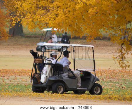 Fall Golfing 101