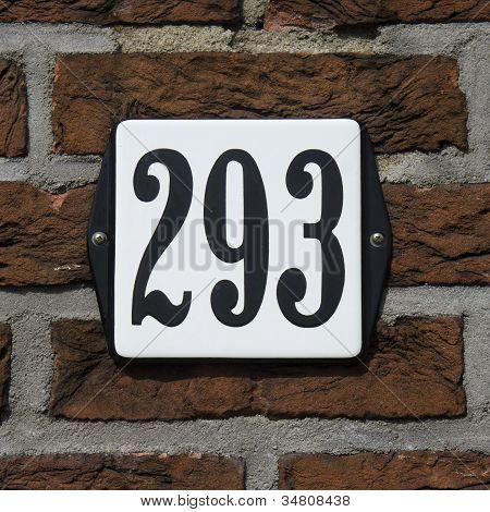Nr. 293
