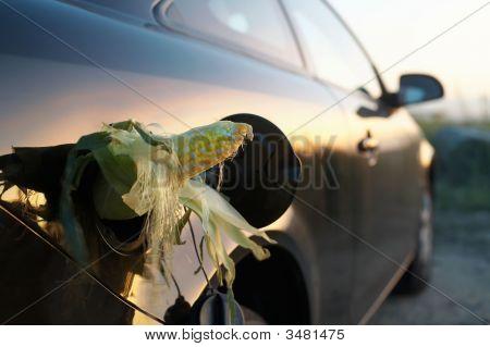 Ethanol Gas