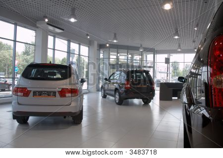 Cars Shop