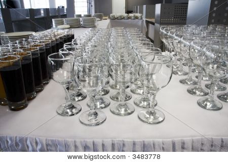 Goblets And Glasses