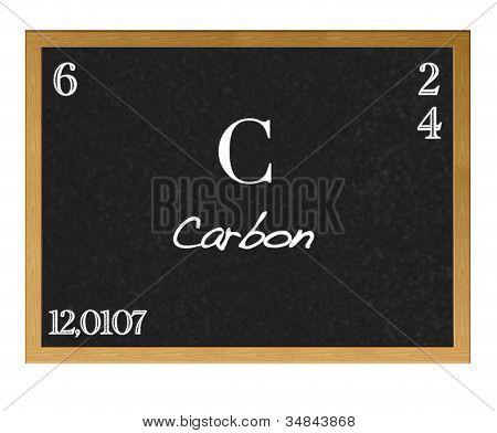 Carbon.