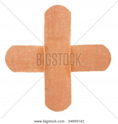 Cross Band-aid