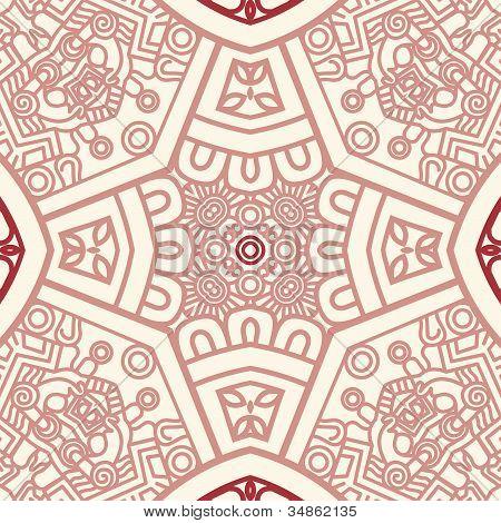 quadratische Muster