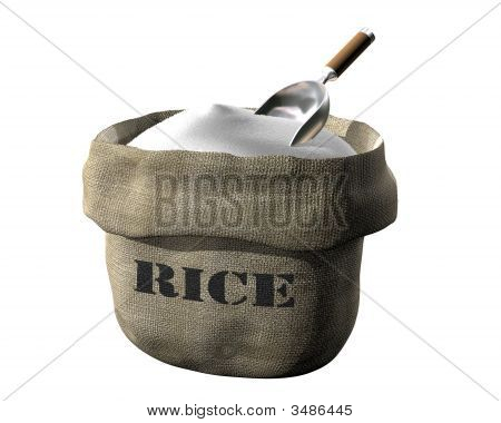 Sack Of Rice