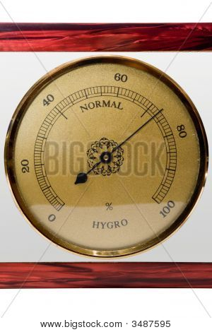 Hygrometer, Isolated