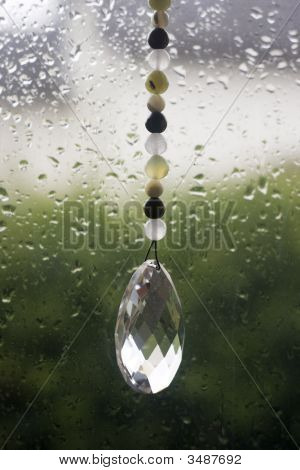 Raindrops And Pendant