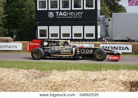 2011 Lotus Renault R30