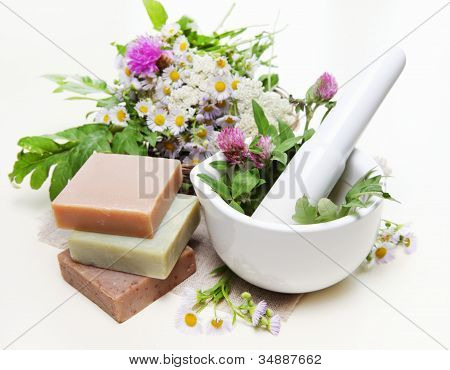 Herbal Spa Composition