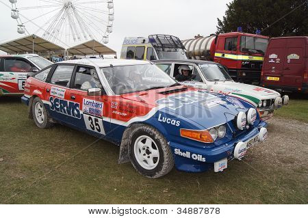 1985 Rover SD1 Vitesse