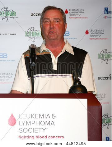 LOS ANGELES - APR 15:  Dennis Wagner at the Jack Wagner Celebrity Golf Tournament benefitting the Leukemia & Lymphoma Society at the Lakeside Golf Club on April 15, 2013 in Toluca Lake, CA